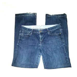 GAP Long & Lean 14R Dark blue jeans